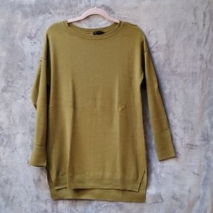 H by Halston green tunic